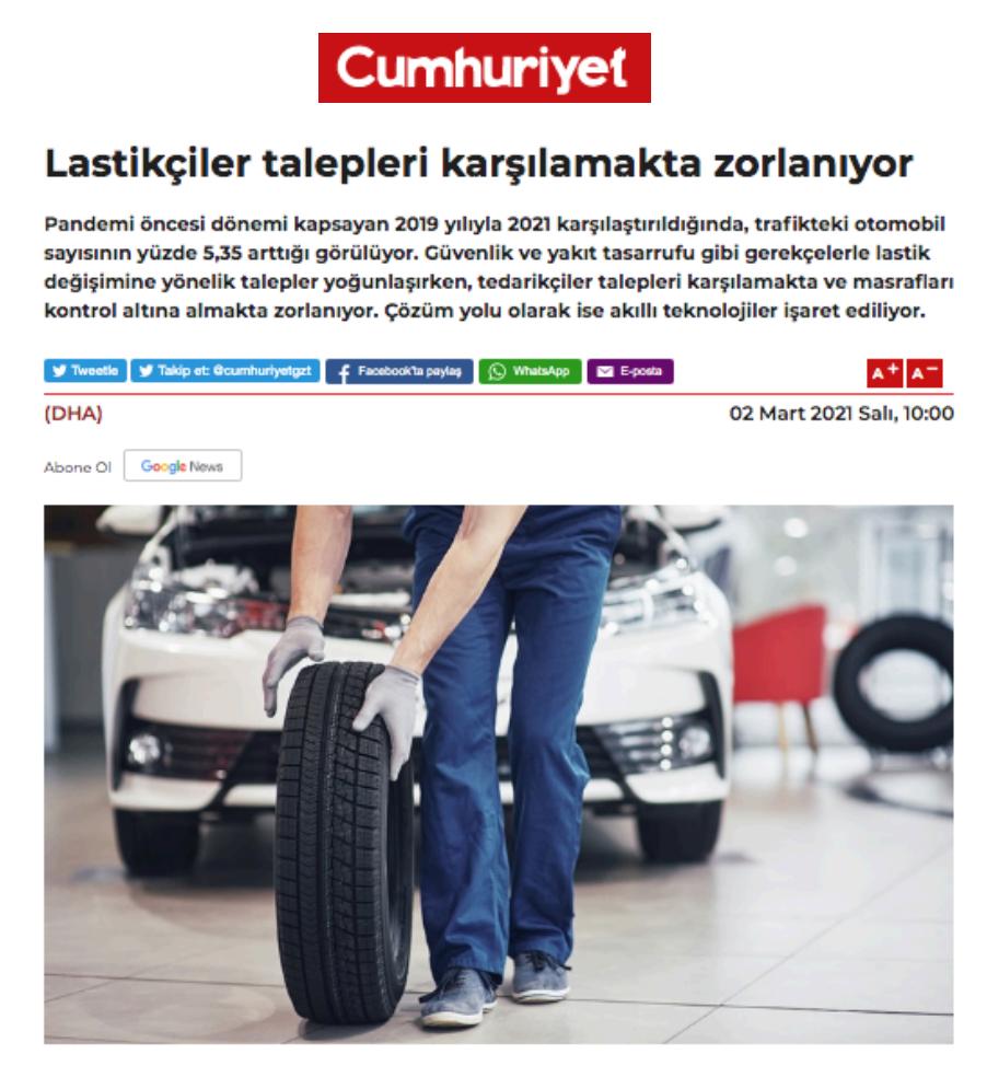 Cumhuriyet - Lastsis Haber