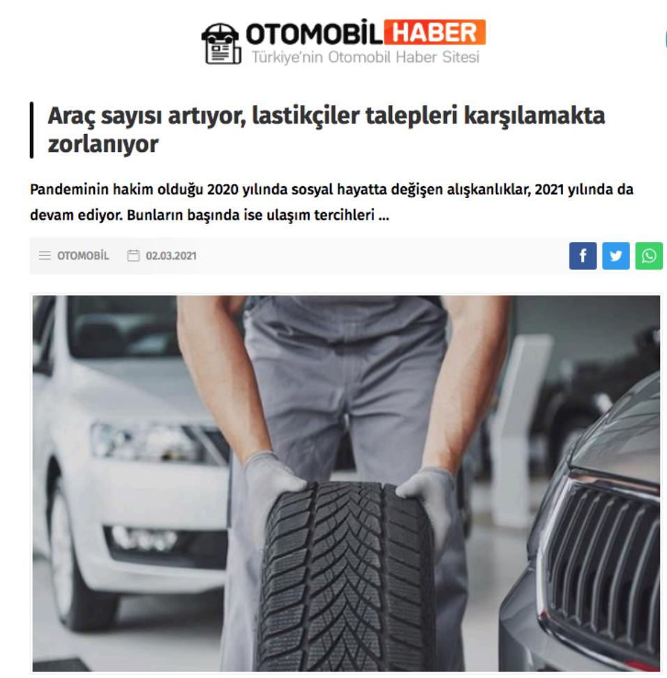 Otomobil Haber - Lastsis